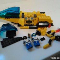 Juegos construcción - Lego: LEGO AQUAZONE AQUANAUTS CRYSTAL EXPLORER SUB DSRV II (6175). Lote 77660769