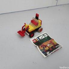 Juegos construcción - Lego: EXCAVADORA. Lote 77707674