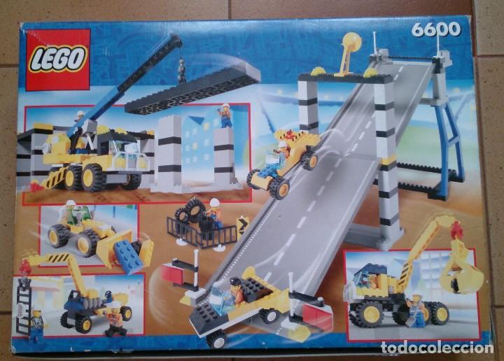 Lego City Carretera 6600 Comprar Juegos Construccion Lego Antiguos