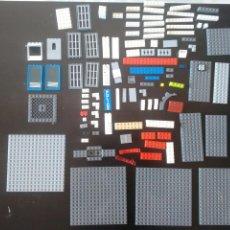 Juegos construcción - Lego: LEGO LOTE PIEZAS. Lote 83010732