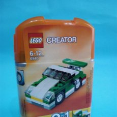 Juegos construcción - Lego: LEGO 6910 CREATOR 3 EN 1 NUEVO SIN ABRIR 3EN1 CAMION BOLIDO DEPORTIVO VERDE LEGO. Lote 83026092