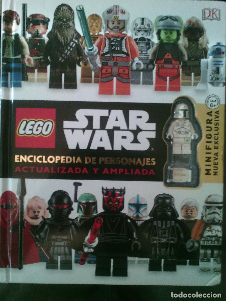 LEGO STAR WARS ENCICLOPEDIA (Juguetes - Construcción - Lego)
