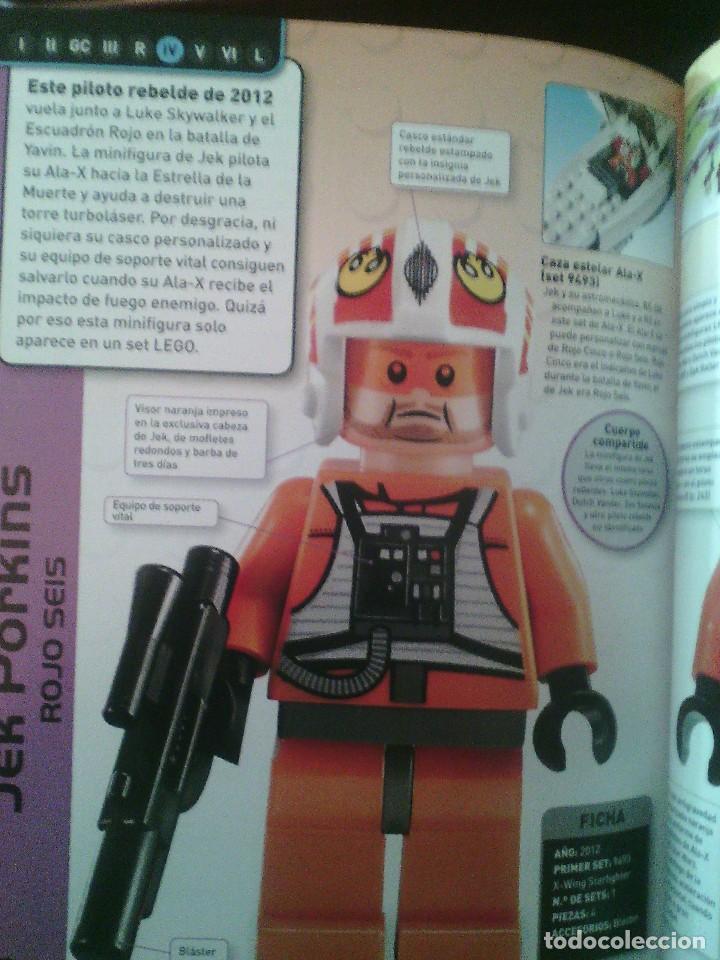 Juegos construcción - Lego: Lego star wars enciclopedia - Foto 3 - 138141804
