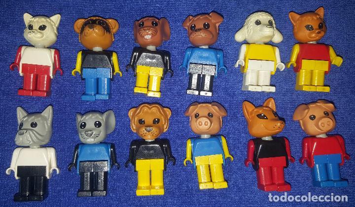 Juegos construcción - Lego: Superlote Fabuland - Lego - Foto 4 - 83975012