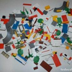 Juegos construcción - Lego: (M) LOTE DE PIEZAS LEGO , SEÑALES DE USO. Lote 84348896