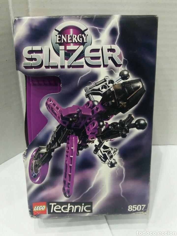 LEGO ENERGY SLIZER TECHNIC 8507. NUEVO EN CAJA. 1999. (Juguetes - Construcción - Lego)