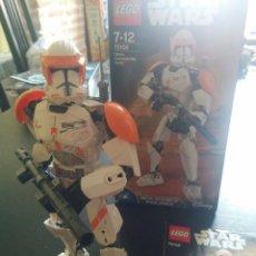 Juegos construcción - Lego: MAGNIFICO LOTE LEGO STAR WARS. Lote 86545816