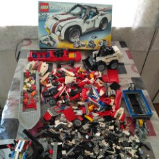 Juegos construcción - Lego: LOTAZO LEGO!!! CAJA ABIERTA LEGO CREATOR MAS GRAN CANTIDAD DE PIEZAS IDEAL FANS DE LEGO!!!. Lote 87109576
