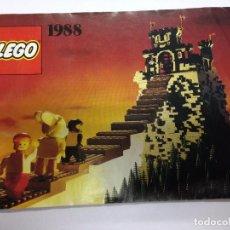 Juegos construcción - Lego: CATALOGO LEGO DE 1988 TIENE 32 PAGINAS . Lote 88333588