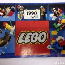 Juegos construcción - Lego: CATALOGO LEGO DE 1990 TIENE 28 PAGINAS . Lote 88333900