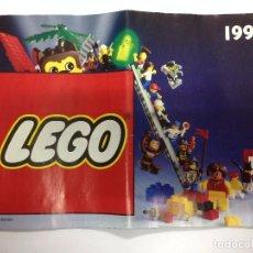 Juegos construcción - Lego: CATALOGO LEGO DE 1991 TIENE 26 PAGINAS . Lote 88333996