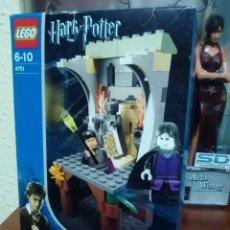 Juegos construcción - Lego: LEGO HARRY POTTER - LEGO 4751 - EL PRISIONERO DE AZKABAN - PROFESOR SNAPE. Lote 85982310