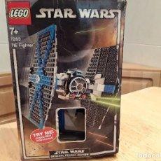 Juegos construcción - Lego: LEGO STAR WARS TIE FIGHTER, 2005, NUEVO SIN DESPRECINTAR.REF 7263. Lote 89492952