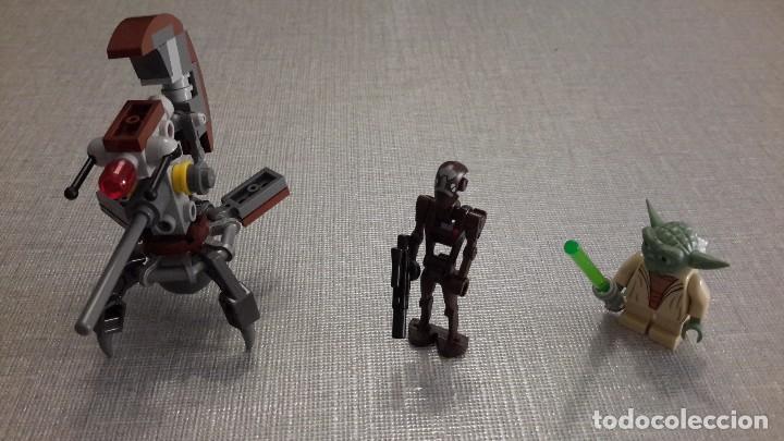 Juegos construcción - Lego: LEGO STAR WARS AT-RT 75002. - Foto 2 - 89998856