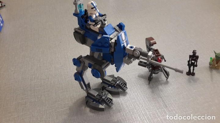 Juegos construcción - Lego: LEGO STAR WARS AT-RT 75002. - Foto 3 - 89998856
