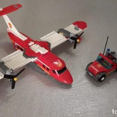 Juegos construcción - Lego: LEGO 4209 BOMBEROS. Lote 90071952