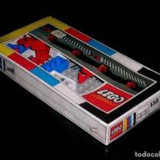 Juegos construcción - Lego: LEGO SYSTEM VINTAGE REF. 152, VAGONES DE TREN TRAIN WAGONS, PRECINTADO SIN USO. ORIGINAL AÑO 1966.. Lote 90473569