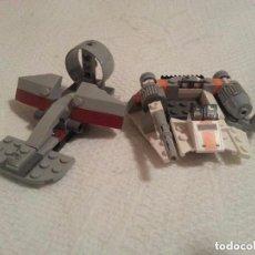 Juegos construcción - Lego: LEGO STAR WARS ORIGINALES LEGOS. Lote 90742575