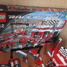 Juegos construcción - Lego: LEGO REF: 8672 : RACERS FERRARI. Lote 90813350
