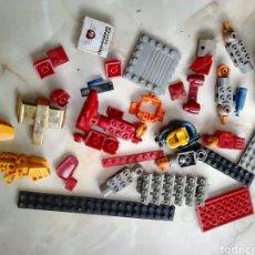 Juegos construcción - Lego: LOTE 35 FICHAS,PARECIDAS A LEGO,DESCONOZCO, VER FOTOS. Lote 91162972