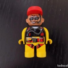 Juegos construcción - Lego: LEGO DUPLO, FIGURA. Lote 91606950