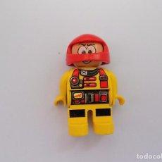 Juegos construcción - Lego: LEGO DUPLO, FIGURA. Lote 91607015