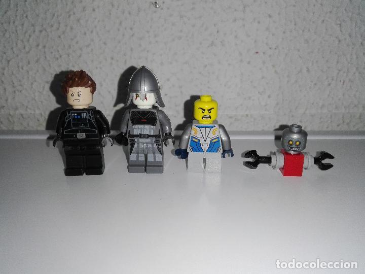 LOTE FIGURAS LEGO STAR WARS STARWARS (Juguetes - Construcción - Lego)