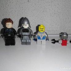 Juegos construcción - Lego: LOTE FIGURAS LEGO STAR WARS STARWARS. Lote 93124595