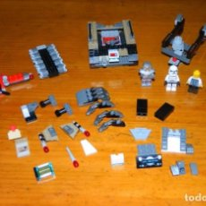 Juegos construcción - Lego: LEGO NAVE,MUÑECOS...MÁS DE 100 PIEZAS....LOTE. Lote 93724890