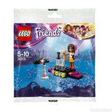 Juegos construcción - Lego: LEGO FRIENDS 30205 POP STAR RED CARPET ¡NUEVO EN BOLSA! ¡NEW!. Lote 94185709