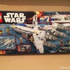 Juegos construcción - Lego: LEGO STAR WARS REBEL U-WING FIGHTER REFERENCIA 75155. Lote 94296350