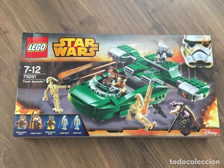 75091 LEGO StarWars Flash Speeder günstig kaufen