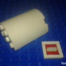 Juegos construcción - Lego: LEGO STAR WARS . SPACE . CITY PIEZA SEMICIRCULAR BLANCA. Lote 95870995