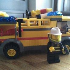 Juegos construcción - Lego: CAMIÓN LEGO CITY 7891. Lote 95872896