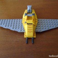 Juegos construcción - Lego: STAR WARS, LOTE DE PIEZAS LEGO DE LA GUERRA DE LAS GALAXIAS.. Lote 96869267