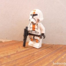 Juegos construcción - Lego: STAR WARS REPUBLIC TROOPER. LEGO ORIGINAL. Lote 96939043