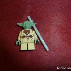 Juegos construcción - Lego: STAR WARS YODA 7103. LEGO ORIGINAL. Lote 96940191