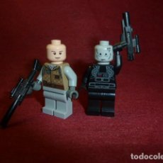 Juegos construcción - Lego: LOTE FIGURAS LEGO ORIGINAL.. Lote 96942423