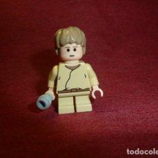 Juegos construcción - Lego: STAR WARS LUKE O ANAKIN NIÑO. LEGO ORIGINAL. Lote 96944363