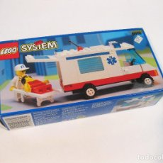 Jeux construction - Lego: SET O CAJA LEGO REF. 6666 AMBULANCE - AMBULANCIA COMPLETA. Lote 96997043
