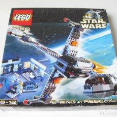 Juegos construcción - Lego: SET O CAJA LEGO REF. 7180 STAR WARS - B-WING AT REBEL CONTROL CENTER - CON INSTRUCCIONES. Lote 97213903