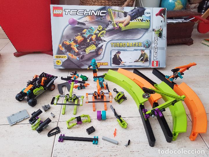 Pilas Turbo Motor Vendido Technic Venta Coche Caja En A Lego Rac xoWCdrBe