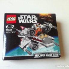 Juegos construcción - Lego: LEGO STAR WARS 75032 X-WING FIGHTER MICROFIGHTERS SERIE 1. Lote 187169928