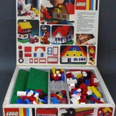 Juegos construcción - Lego: CAJA LEGO 5 CON 274 PIEZAS AÑOS 80. Lote 98129315
