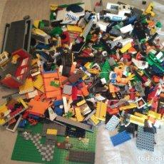 Juegos construcción - Lego: GRAN LOTE DE LEGO LEGOS ORIGINALES 3 KILOS DE PIEZAS VARIADAS. Lote 98234335