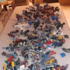 Juegos construcción - Lego: ENORME LOTE DE ROBOTS LEGO BIONICLE ORIGINALES. Lote 98251663