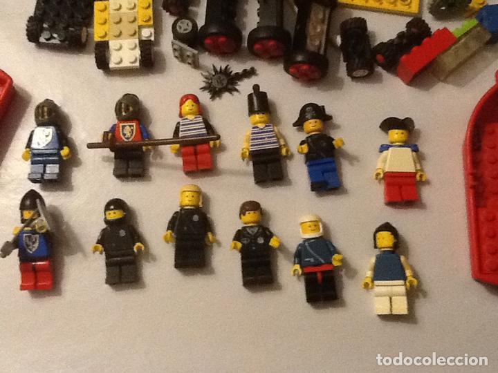Juegos construcción - Lego: LEGO. LOTE DE PIEZAS - Foto 2 - 68021029