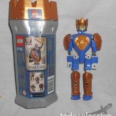 Juegos construcción - Lego: KING MATHIAS DE LEGO, KNIGHTS KINGDOM. Lote 98674095