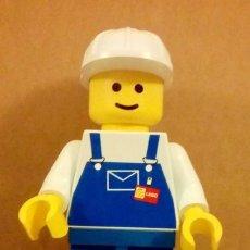 Juegos construcción - Lego: FIGURA LEGO GIGANTE 50 CM. Lote 99305751