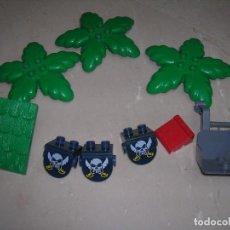 Juegos construcción - Lego: LEGO DUPLO, PIEZAS SUELTAS. Lote 99391451